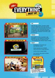 Zellers: EVERYTHING MUST GO Digital Advert by John St
