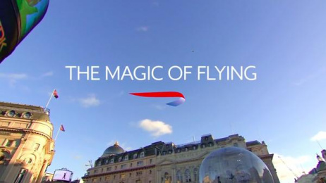 British Airways: Magic of Flying, 2 Digital Advert by OgilvyOne London