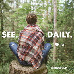 Lenscrafters: See. Good. Daily, 5 Print Ad by Truth Collective