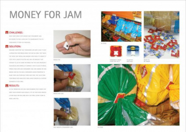 Tiger Brands: BREAD AND JAM Print Ad by FCB Johannesburg