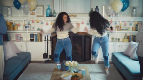AT&T: Twins [30 sec] Film by BBDO Worldwide USA, Hearts & Science, Organic