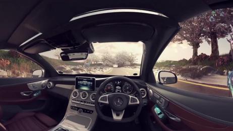 Mercedes-Benz: #LookUp, 1 Film by Net#work BBDO Johannesburg, Sinister Studios