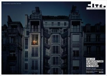 Cite De L'architecture Et Du Patrimoine: Franklin building Outdoor Advert by Havas Worldwide Paris