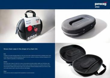 PEWAG: PEWAG SNOX Design & Branding by Spirit Design