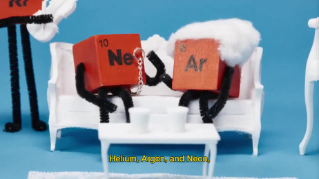 The Chemours Company: The Noble Gases Periodic Table Film by Ogilvy & Mather New York