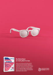 Ciments Calcia: Give character to your works, 5 Print Ad by Epoka