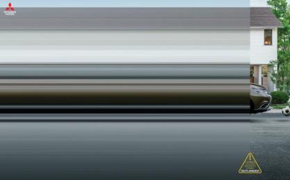 Mitsubishi: Forward Collision Mitigation System, 2 Print Ad by Promoplan