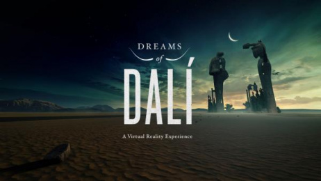 The Dalí Museum: Dreams Of Dalí [image] 2 Digital Advert by Goodby Silverstein & Partners San Francisco