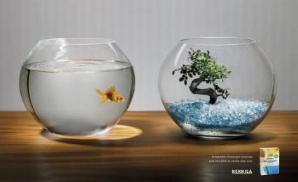 FLOWERPOT MULCHES: ENVY Print Ad by Kaisaniemen Dynamo