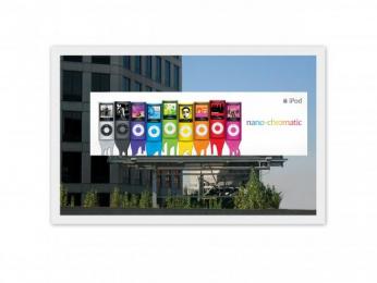 Ipod Nano: iPod Nano Paint Billboard Digital Advert by TBWA\Media Arts Lab Los Angeles