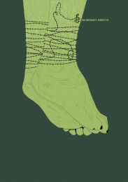 Amnesty International: Torture Print Ad by Ogilvy & Mather Duesseldorf, Ogilvy & Mather Frankfurt