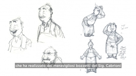 Cabrioni: Cabrioni Biscotti - Making Of Making of by AUGE HQ Milan, Hornet Inc.