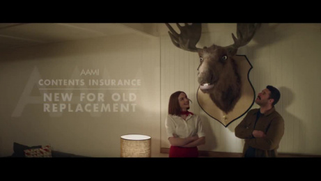 Aami: BoomYa Film by Good Oil, Ogilvy & Mather Melbourne