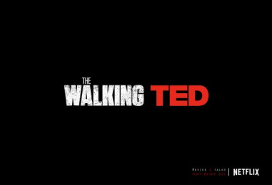 Netflix: The Walking Ted Print Ad by Universidad de las Americas