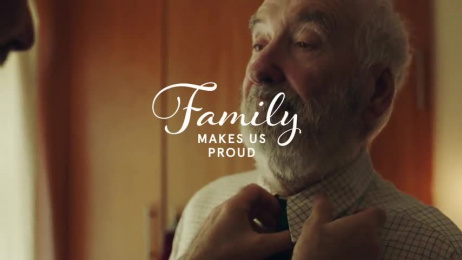 Tesco: Family Makes Us Better, 2 Film by Antidote, Rothco Dublin, Smuggler