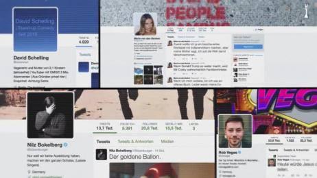 Ebay: Social Crime Shopping Digital Advert by Achtung! Hamburg