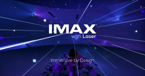 Imax: IMAX with Laser, 1 Film by Trollback & Company