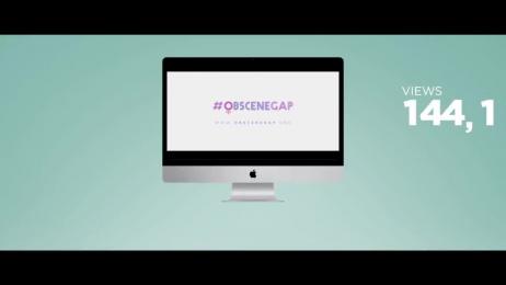 IBWOMEN: Obscene Gap [case film] Digital Advert by McCann Madrid, Lee Films