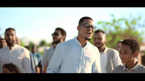 Sudani: Ahla Youm Film by Team collaboration