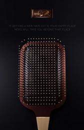 Moks: Brush Print Ad by Nabaroski Cairo