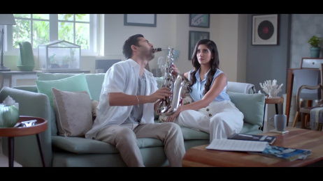Platinum: KS Platinum Days of Love Saxophone Film by Dentsu Webchutney