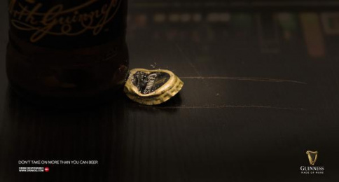 Guinness: More Than You Can Beer, 2 Print Ad by BBDO Nigeria