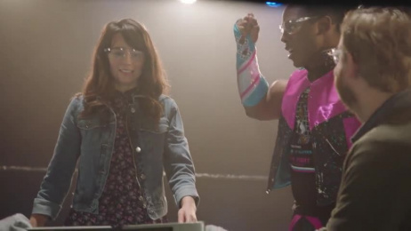 Dell AlienWare: WWE Long Film by Greenpoint Pictures, Y&R New York