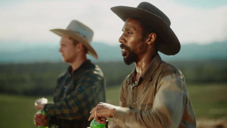 Mountain Dew: Sweaty Boy Cowboy Film by Biscuit Filmworks, TBWA\Chiat\Day New York