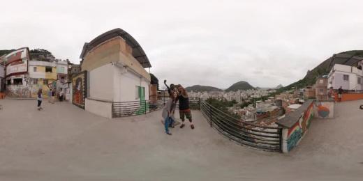 Financial Times: Rio Film by adam&eveDDB London, Visualise