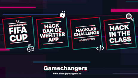 Dutch Police: Gamechangers, 2 Digital Advert by FCB Amsterdam