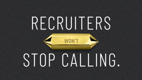 One Show: Win Pencil, Draw Respect - Recruiters Film by Zulu Alpha Kilo