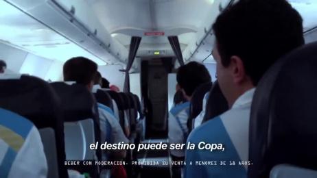Quilmes: Vuelo a Río - Mundial 2014 Film by Circus DF Mexico