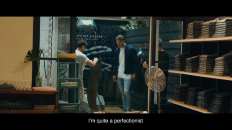 Mitsubishi Outlander: ROTTERDAM/HANOVER -Jason & Rim Film by Kinship Paris