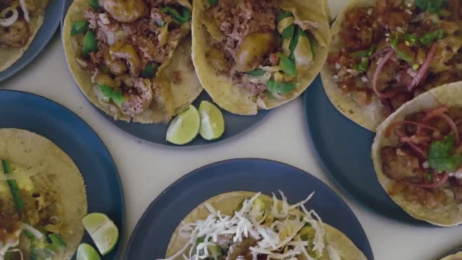 Lufthansa: #LifeChangingPlaces: Thomasina in Mexico (Short Version) Film by Kolle Rebbe Hamburg