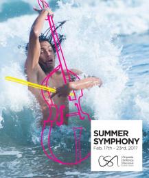 Orquesta Sinfonica Nacional: Summer Symphony - Violoncello Print Ad by Garnier BBDO San Jose