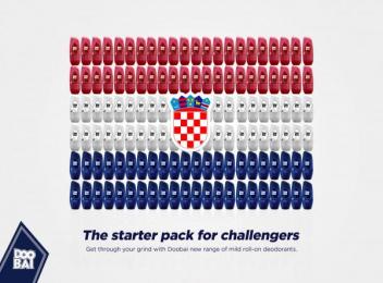 Doobai: The Starter Pack, 2 Print Ad by BBDO Nigeria