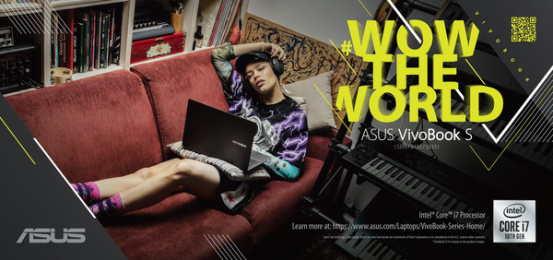 Asus: Wow the World, 5 Print Ad by Bollywood