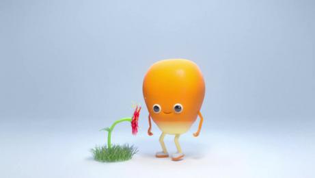 Tesco: Poppy the Corn: Flower Film by Rothco Dublin