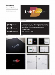Blackberry: LOVE WHAT YOU DO Design & Branding by Leo Burnett Toronto