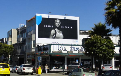 Blue Shield Of California: Choice Is Power, 1 Outdoor Advert by Butler, Shine, Stern & Partners San-Francisco