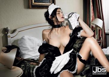 Jbs Underwear: HOUSEMAID Print Ad by ... & Co.