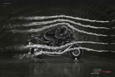 Kasinski: Wind Tunnel Print Ad by Heads Propaganda
