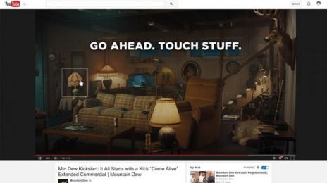 Mountain Dew: Come Alive Interactive, 2 Digital Advert by BBDO New York, Caviar, MullenLowe Los Angeles