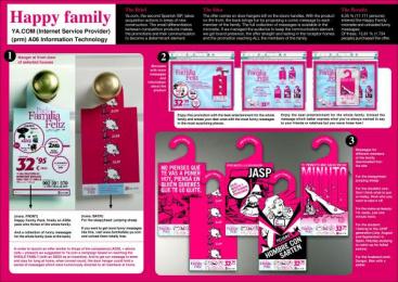 Ya.com: HAPPY FAMILY Direct marketing by Shackleton Spain