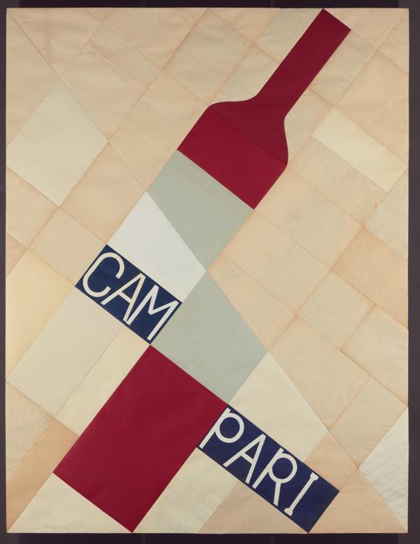 Campari-posters: Jessewillems