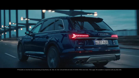 Audi: Twitch Film by BMF Australia, Flint Productions, The Sweet Shop