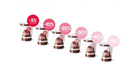 Intermarche: Sugar Detox, 2 Design & Branding by Marcel Paris, Prodigious