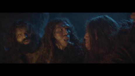 Black: Caveman Film by Joe Public, Velocity Films