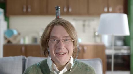 Head & Shoulders: Sprinkler Film by Czar, Leo Burnett Amsterdam, Saatchi & Saatchi Amsterdam