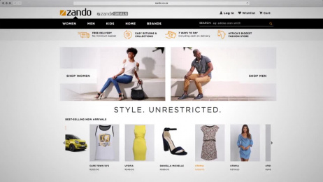 Smart: Smart X Fashion Digital Advert by Net#work BBDO Johannesburg